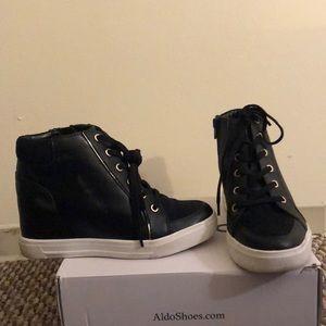 Aldo hidden wedge Aderadda shoes 7M